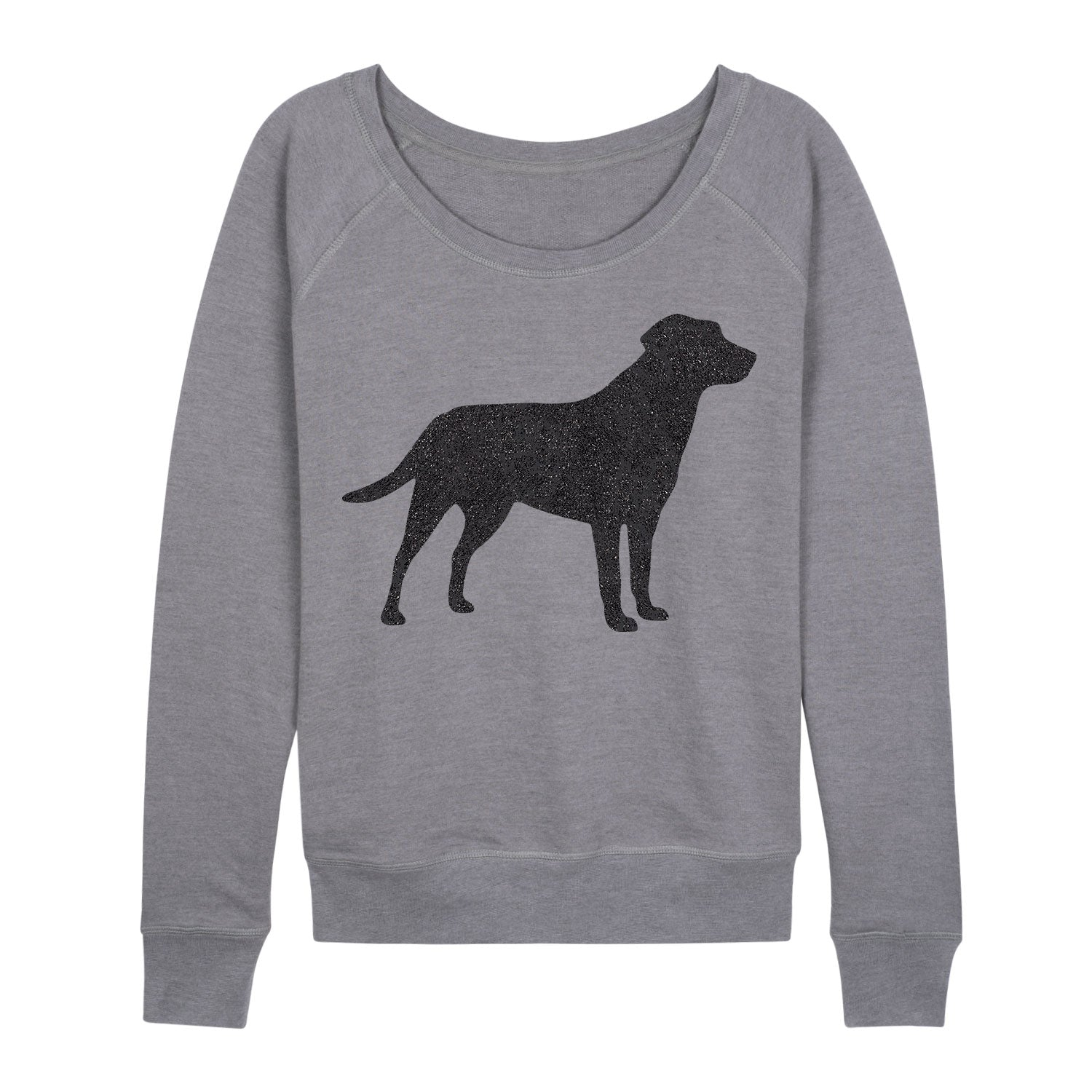 Glitter Dog SPARKLE-Women's Slouchy