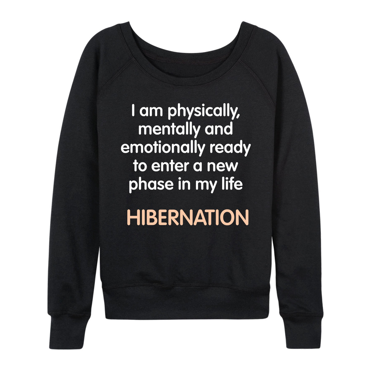 New Phase Hibernation - Women's Slouchy