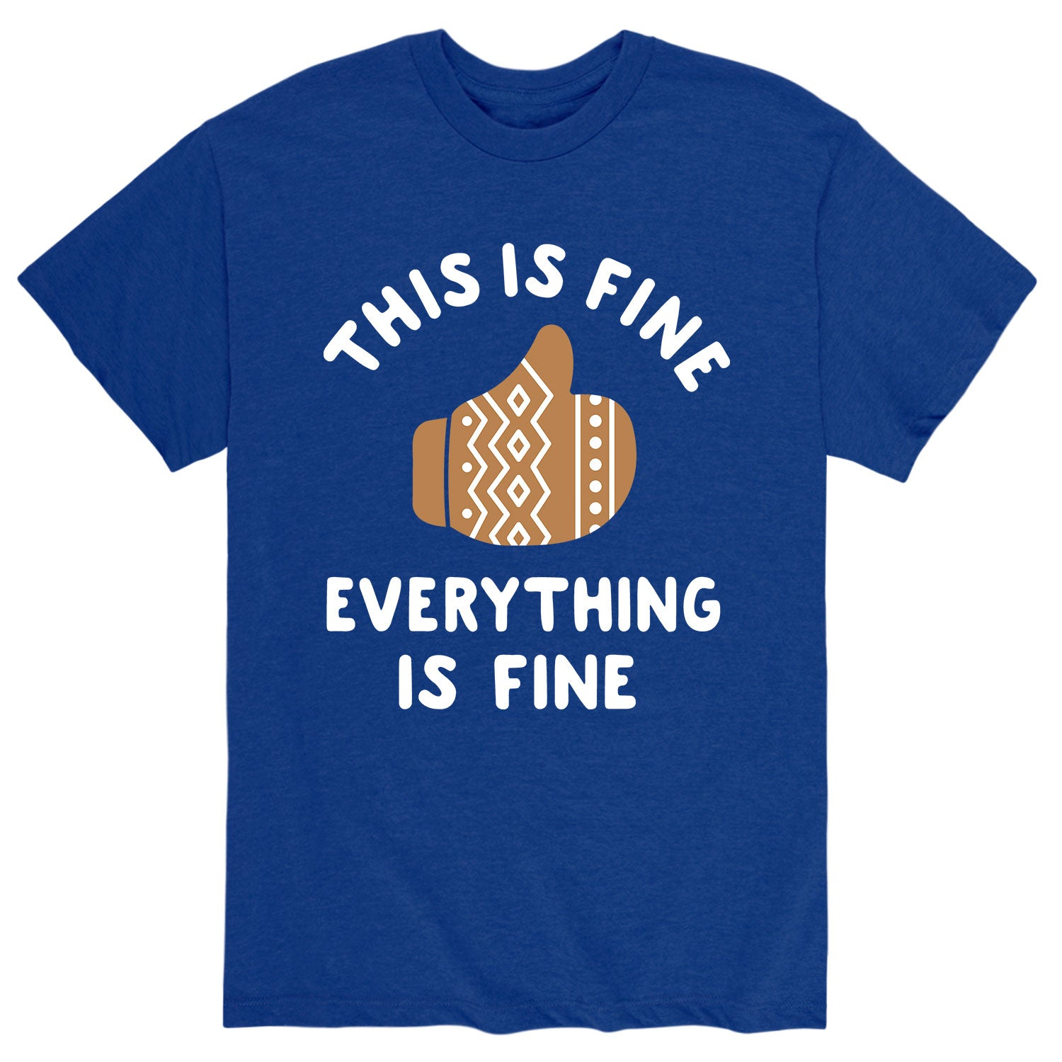 This is Fine Mittens - Men's Short Sleeve T-Shirt