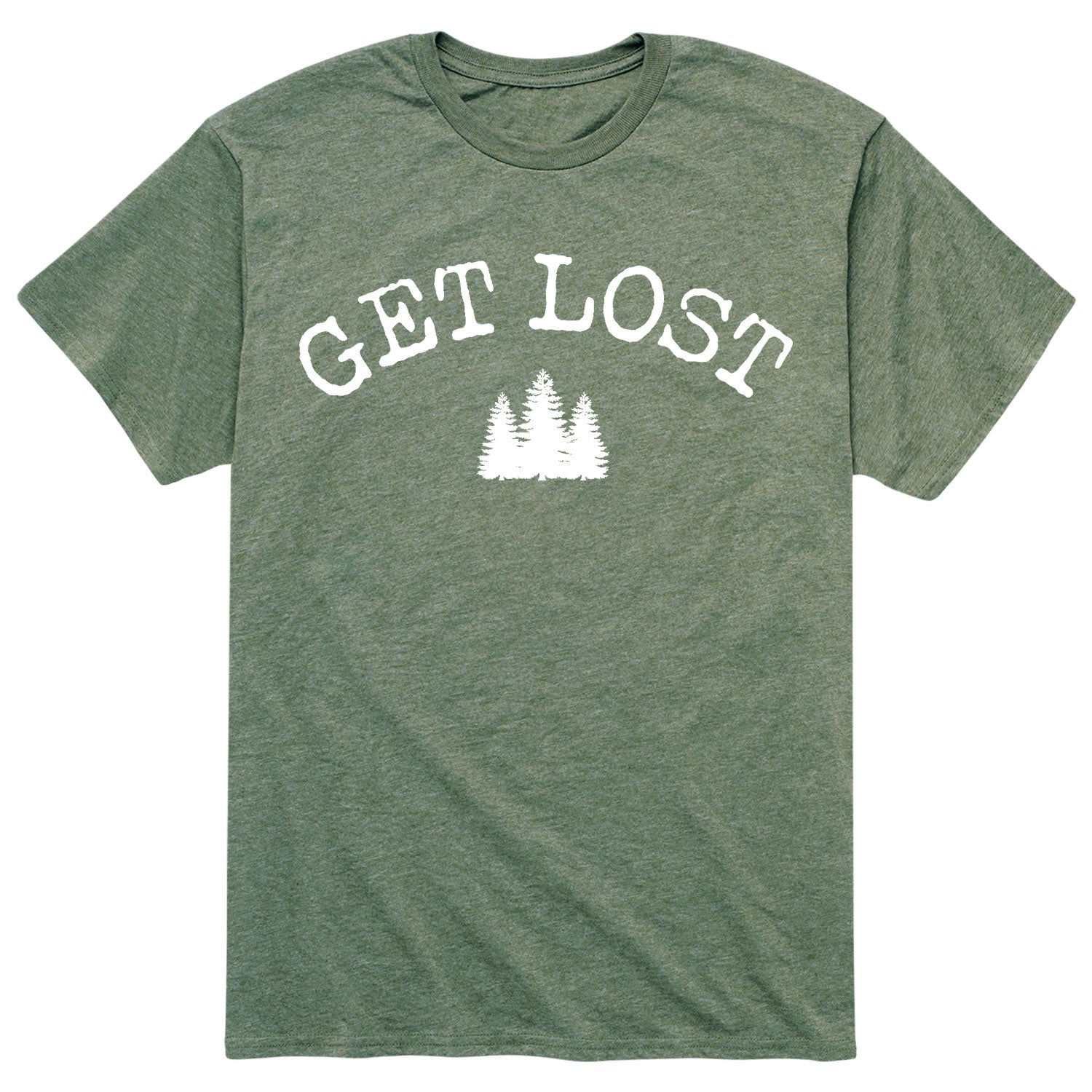 Get Lost - Men's Short Sleeve T-Shirt
