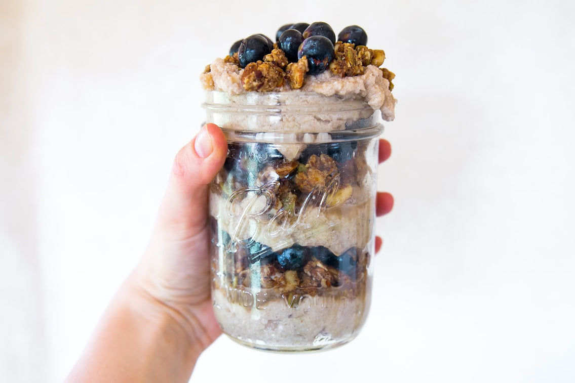Layered Paleo N'Oatmeal Recipe