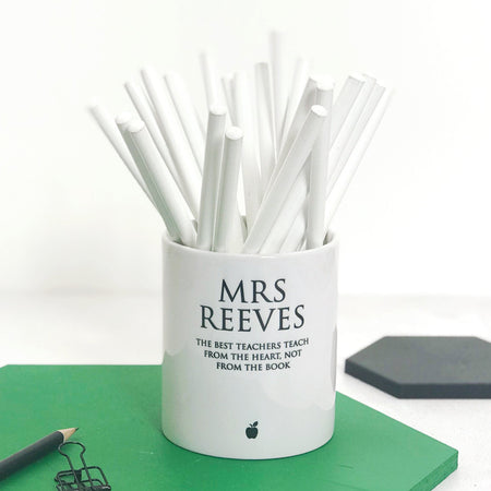 Classic Teacher's Pen Pot