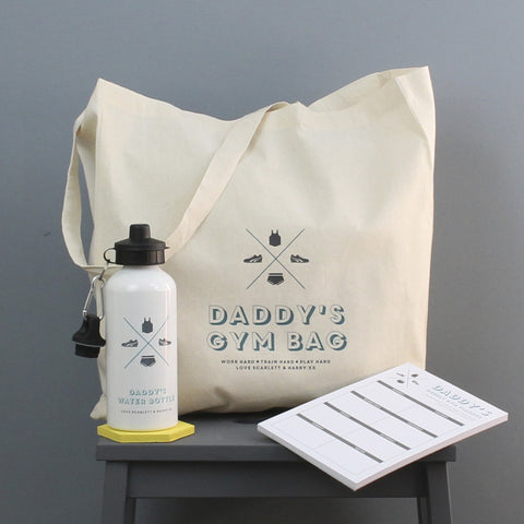 Personalised 'Sporting Dad' Father's Day Gift Set