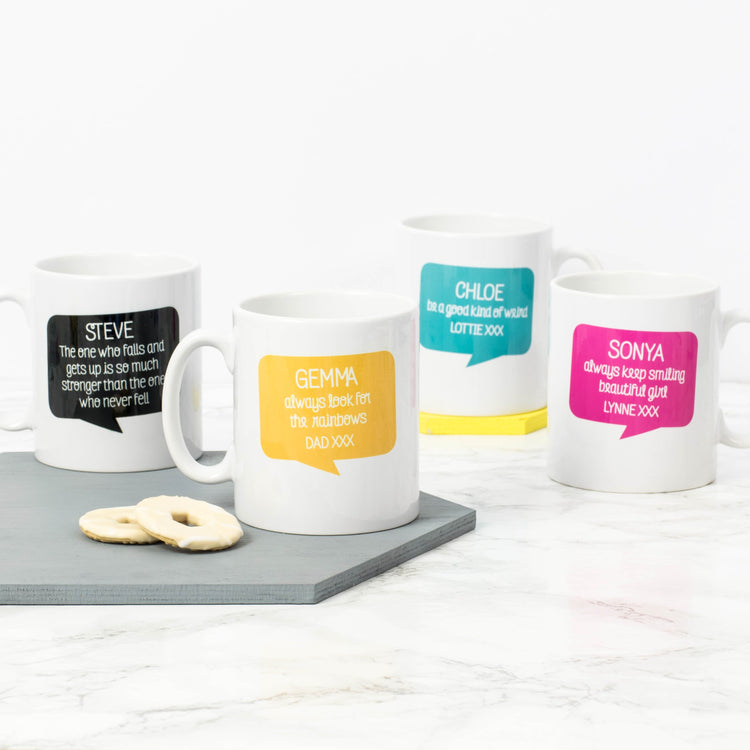 Positive Message Mug