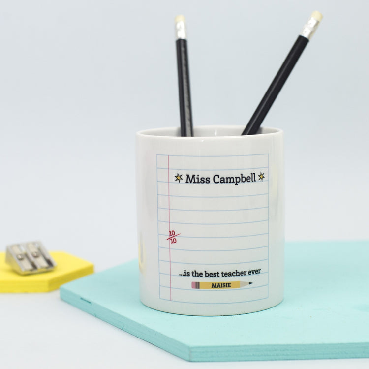 For Teacher Desk Tidy