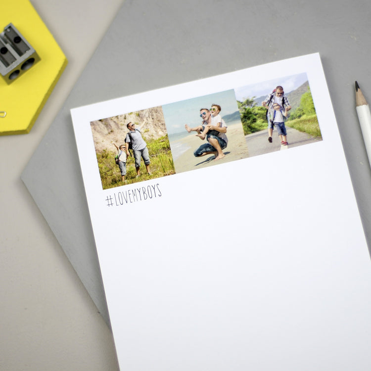 Photostrip Notepad (A5)