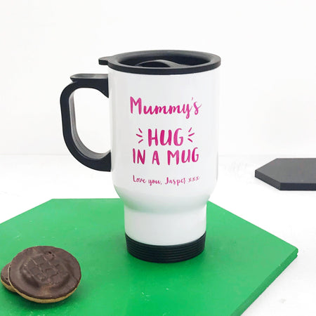 Hug In A Mug Travel Mug