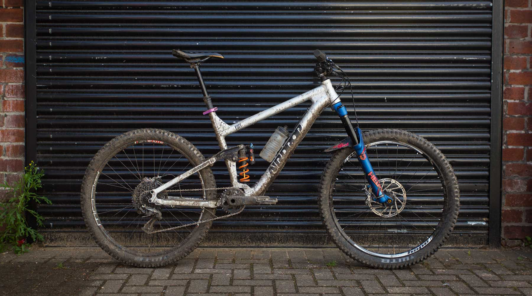 Bike Check: James' Edit V2
