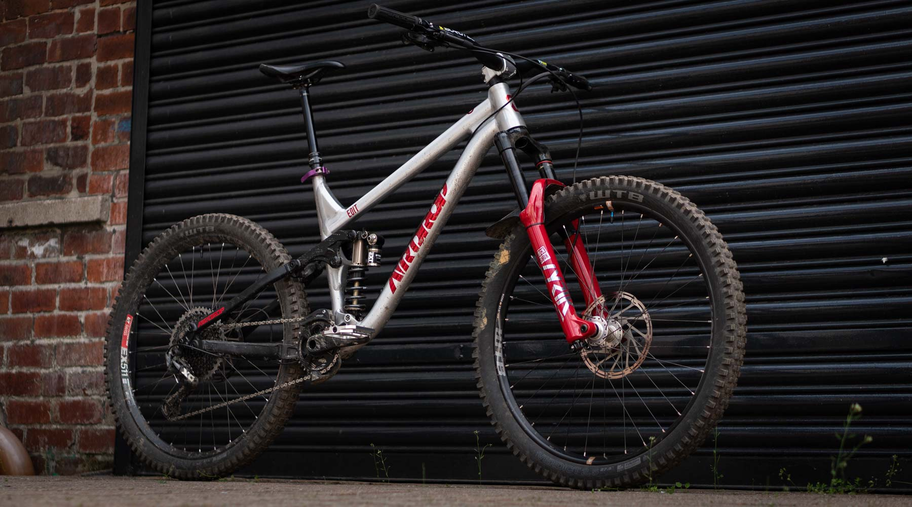 Bike Check: James' Edit v3