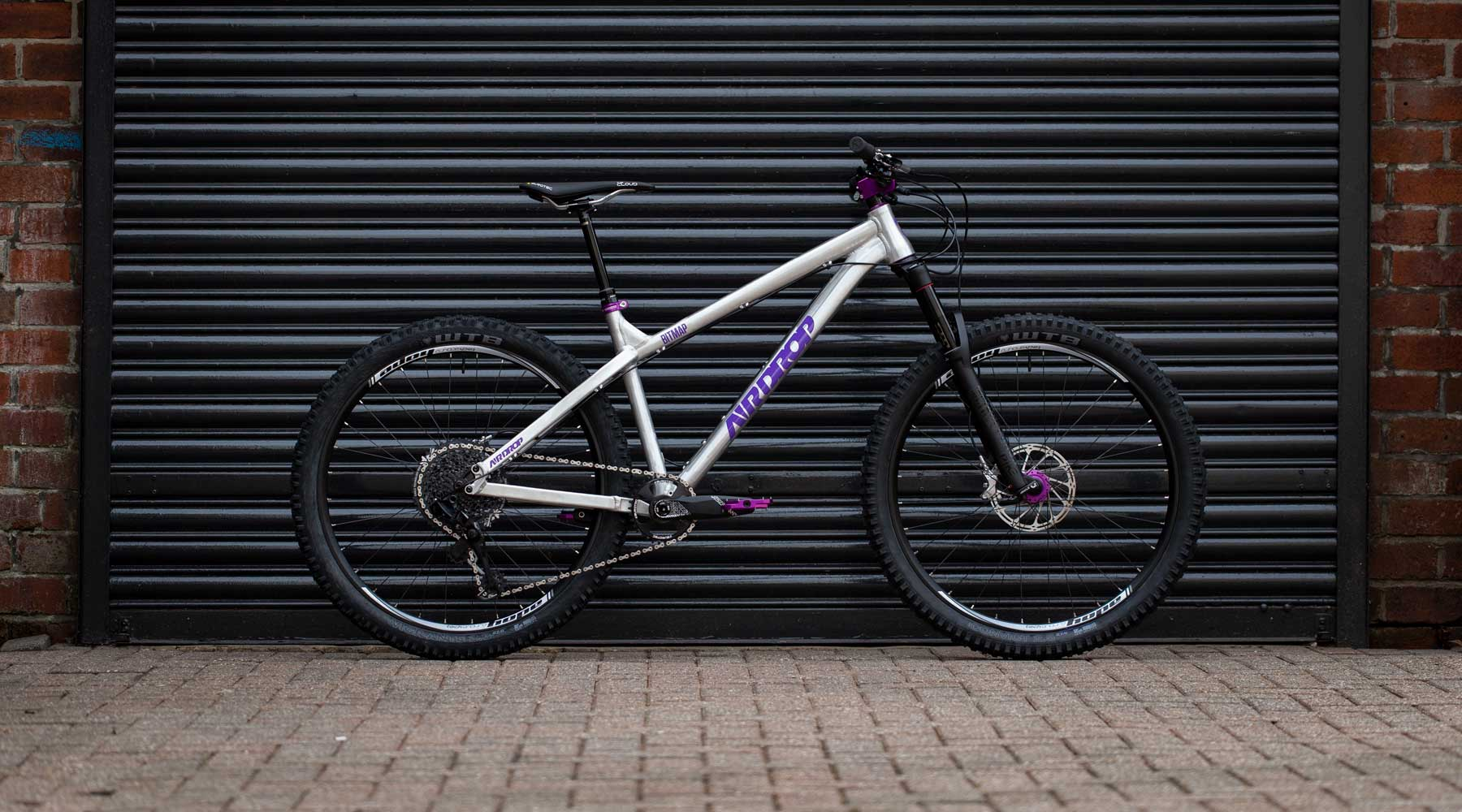 Bike Check: Neil's Bitmap Custom