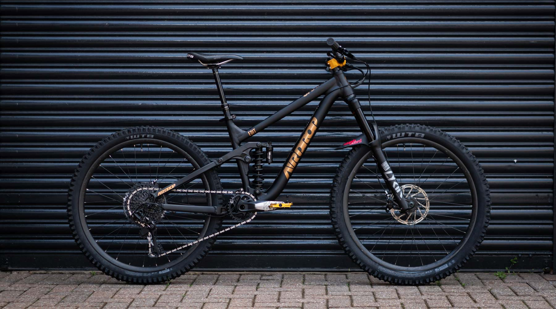 Bike Check: Nush's Edit v3