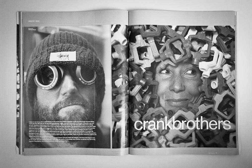 Dirt Magazine Issue 98 - Crank Brothers