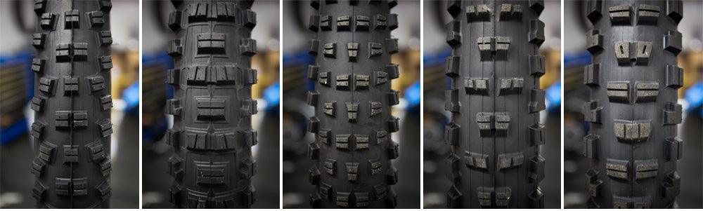 Different MTB Tyre Sizes