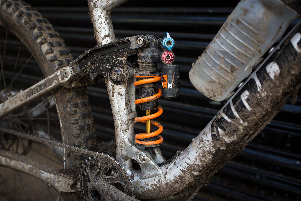 Fox DHX2 Coil Shock on James' Edit v2