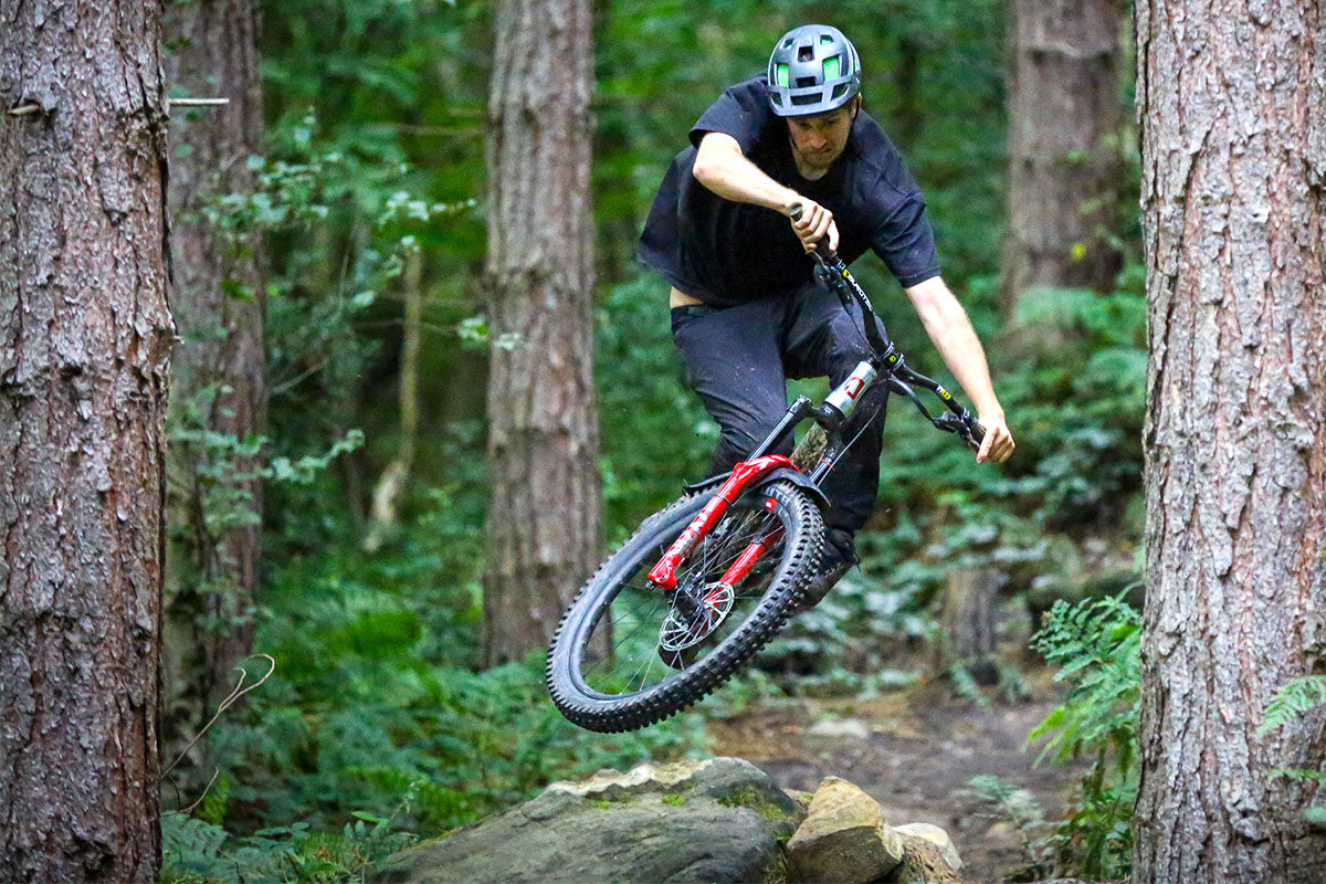 James Riding in Wharncliffe