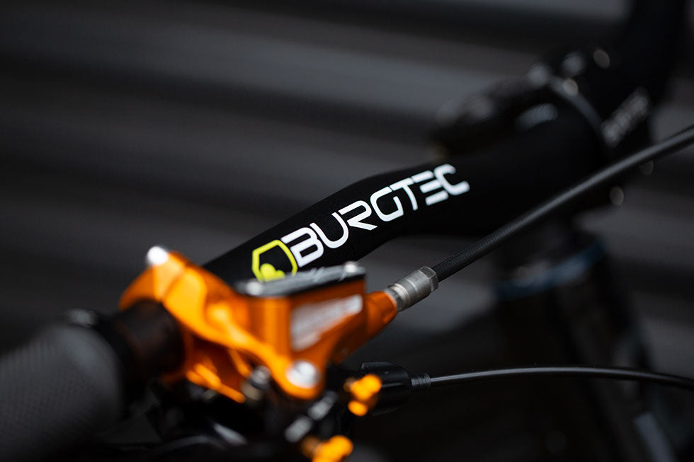 Burgtec Ridewide Alloy Bars