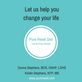 Pure Reset Diet