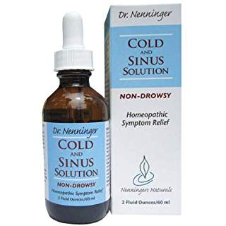 Nennigers Naturals Cold and Sinus Solution