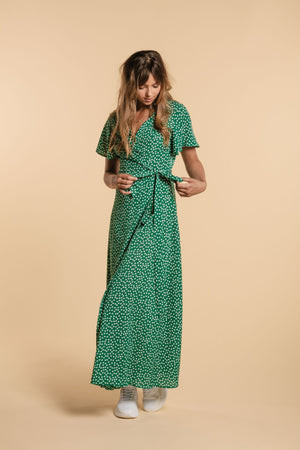 Long dress - Green