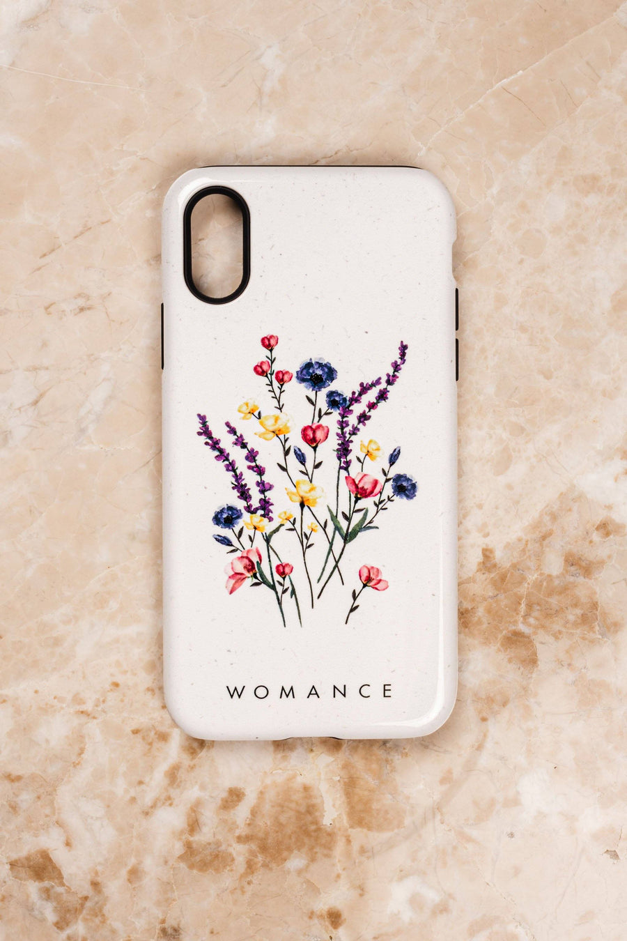 "Cellphone case ""Flowers"""