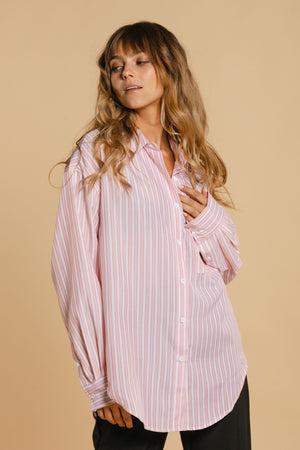 Lineage Shirt - Light Pink
