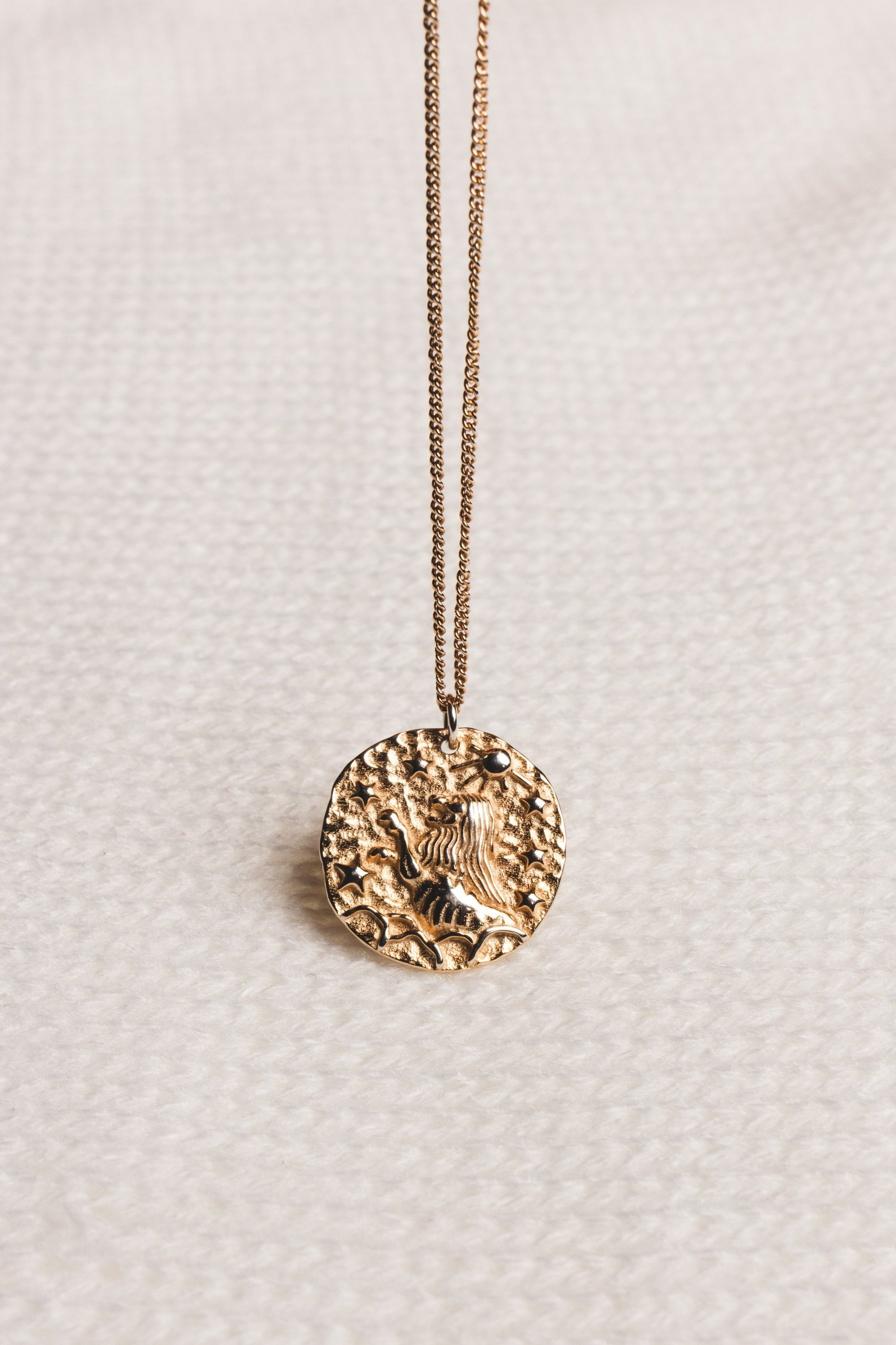 "Collier ""Lion"" - Gold"