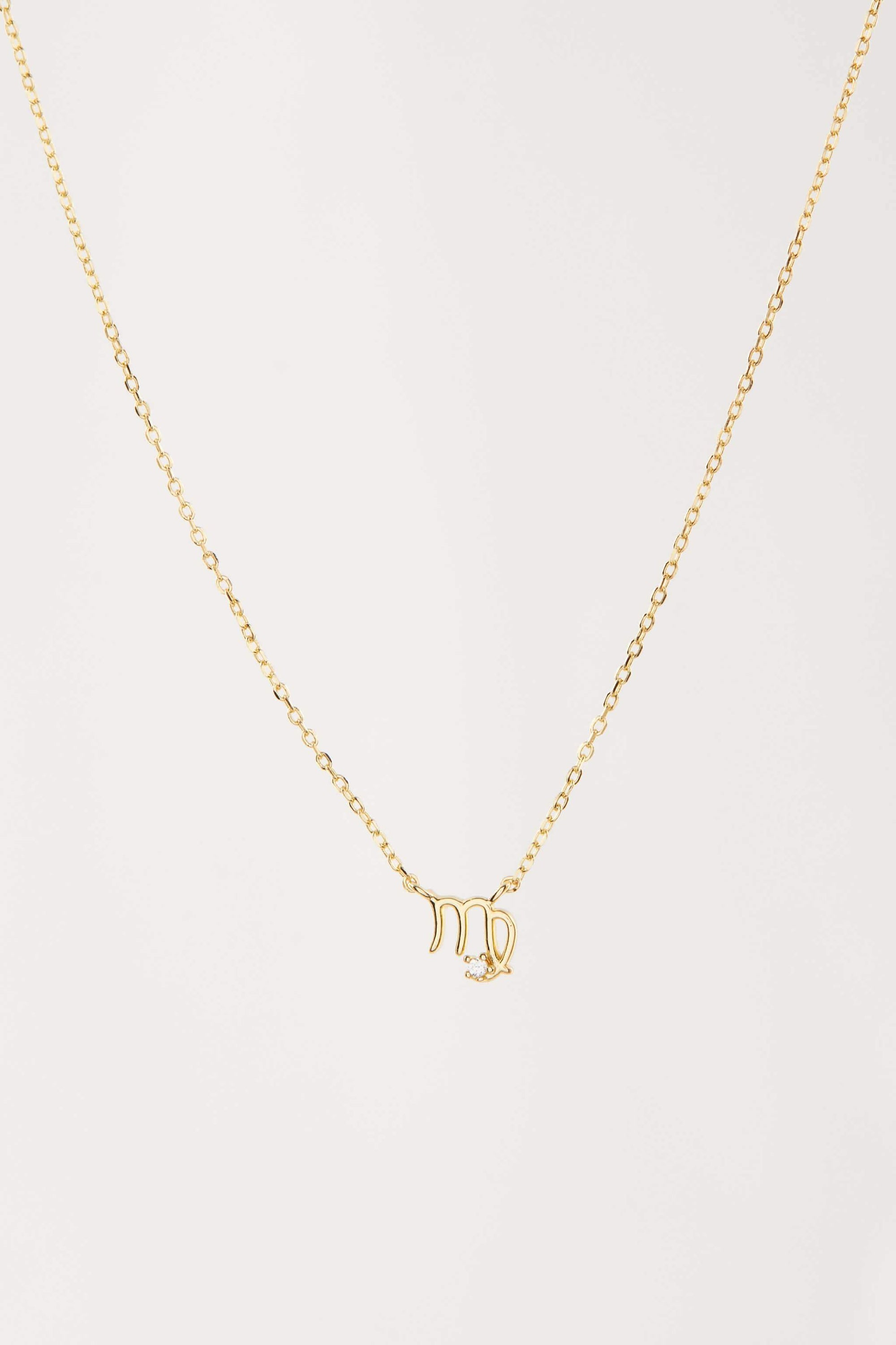 "Necklace ""Virgin"" - Gold"