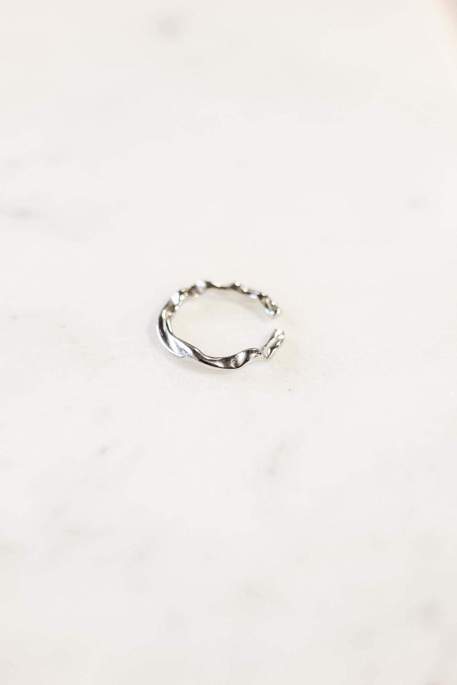 """Beria"" ring - WOMANCE Silver"