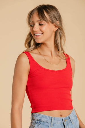 Camisole courte Camisole WOMANCE - Distribution