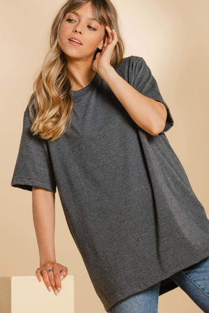 T-shirt oversize - Womance Chandail WOMANCE - Atelier