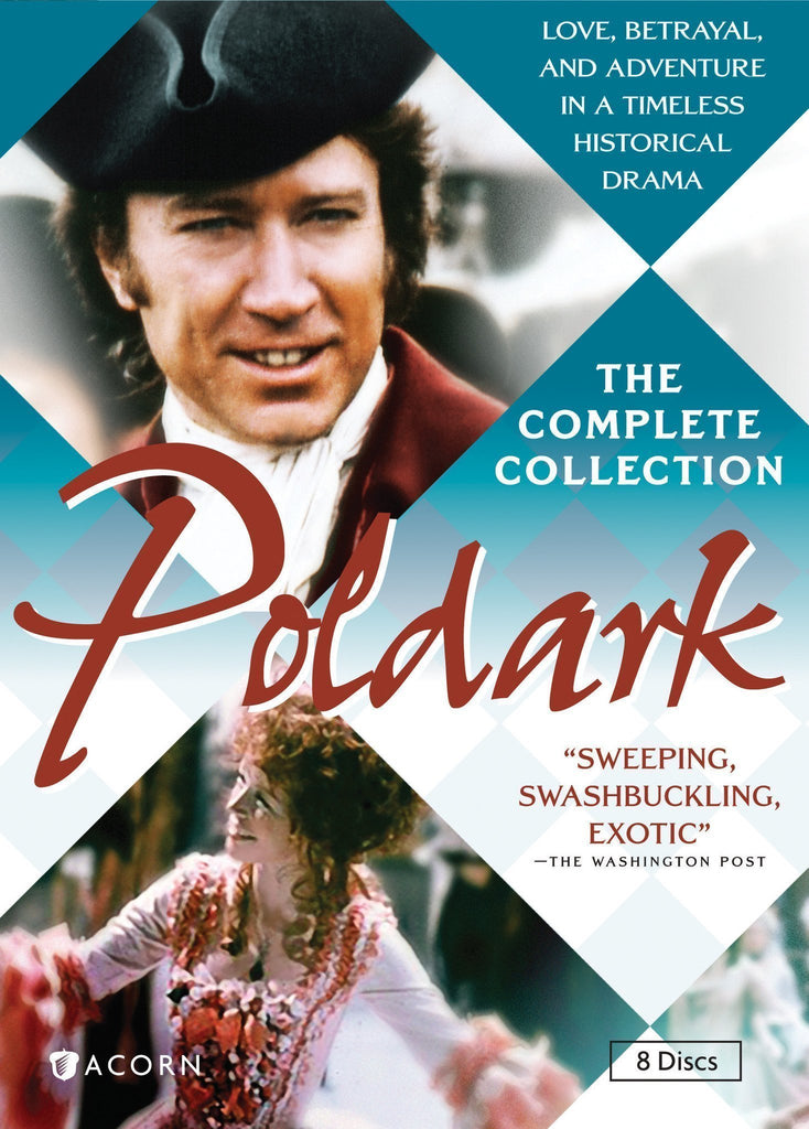 Poldark: The Complete Collection (Original 1975 Series)