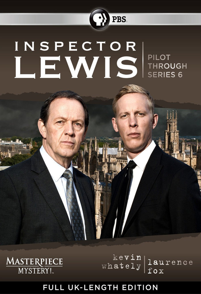 Masterpiece Mystery!: Inspector Lewis: Pilot Through Series 6