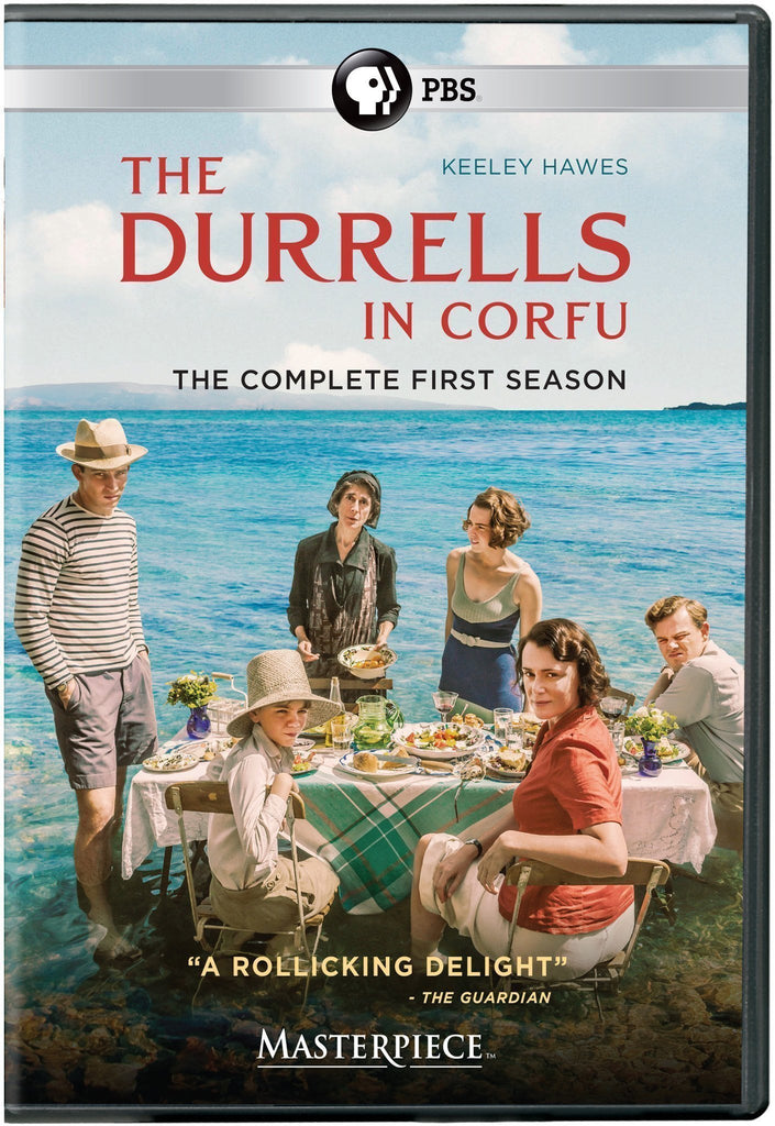 Masterpiece: The Durrell's in Corfu
