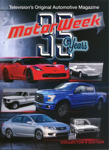 MotorWeek 35th Anniversary