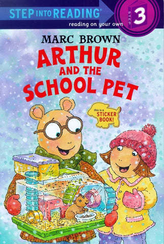 Arthur & the School Pet (Sticker Book)