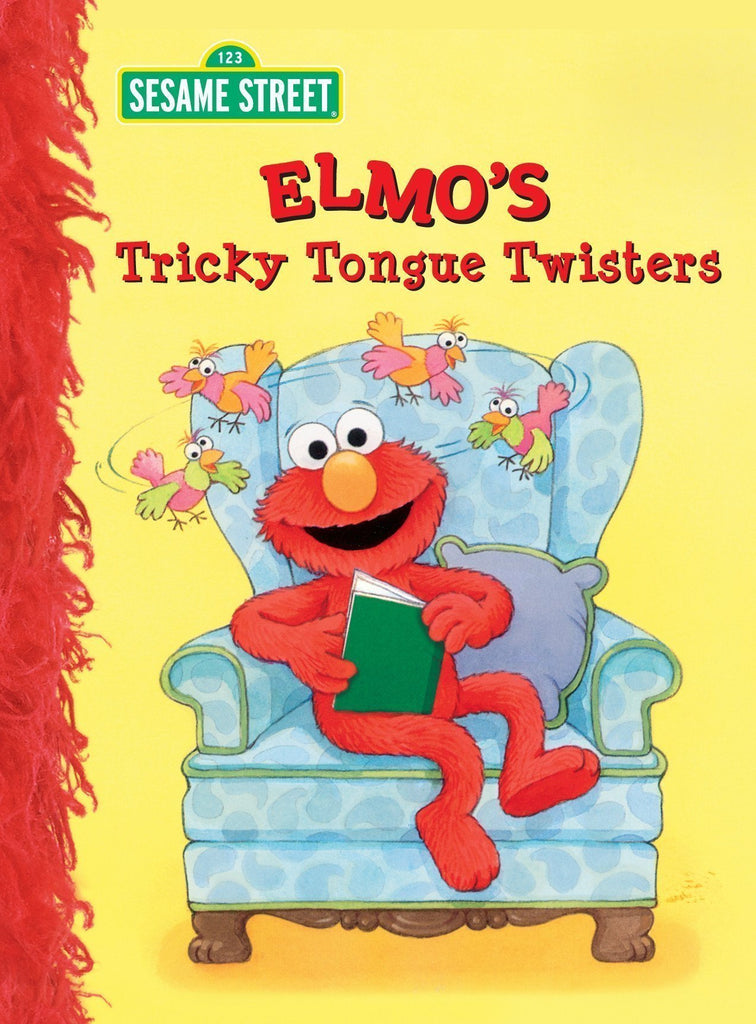 Sesame Street: Elmo's Tricky Tongue Twisters