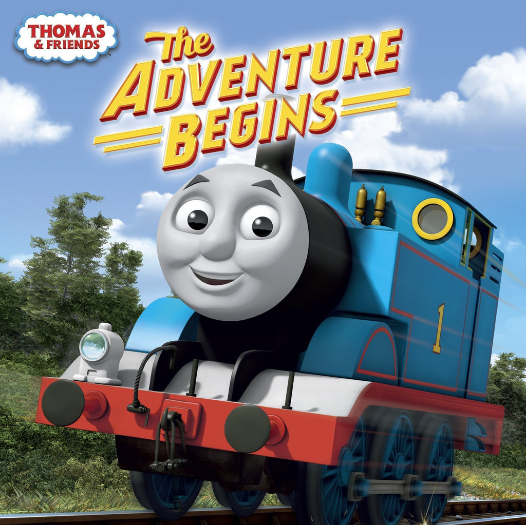 Thomas & Friends: The Adventure Begins