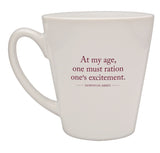 Downton Abbey Quote Mug
