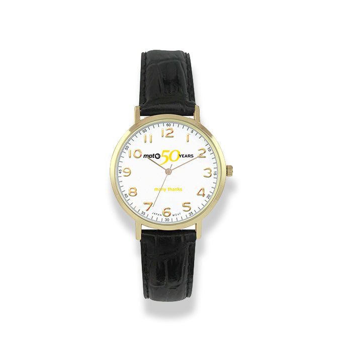 MPT 50th Anniversary Watch
