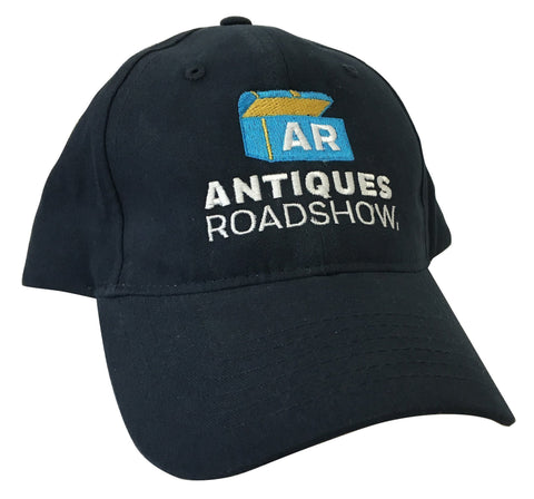 Antiques Roadshow Embroidered Cap