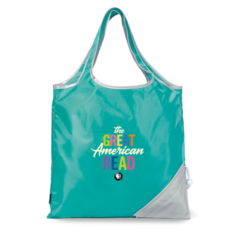The Great American Read Foldaway Tote