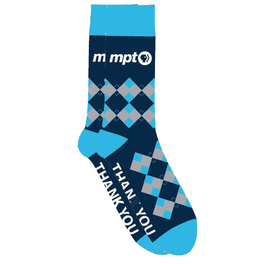 MPT Argyle Dress Socks
