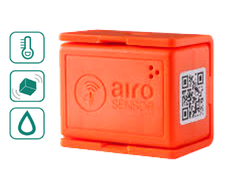 Airo Sensor THR (Temperature | Relative Humidity | Motion)