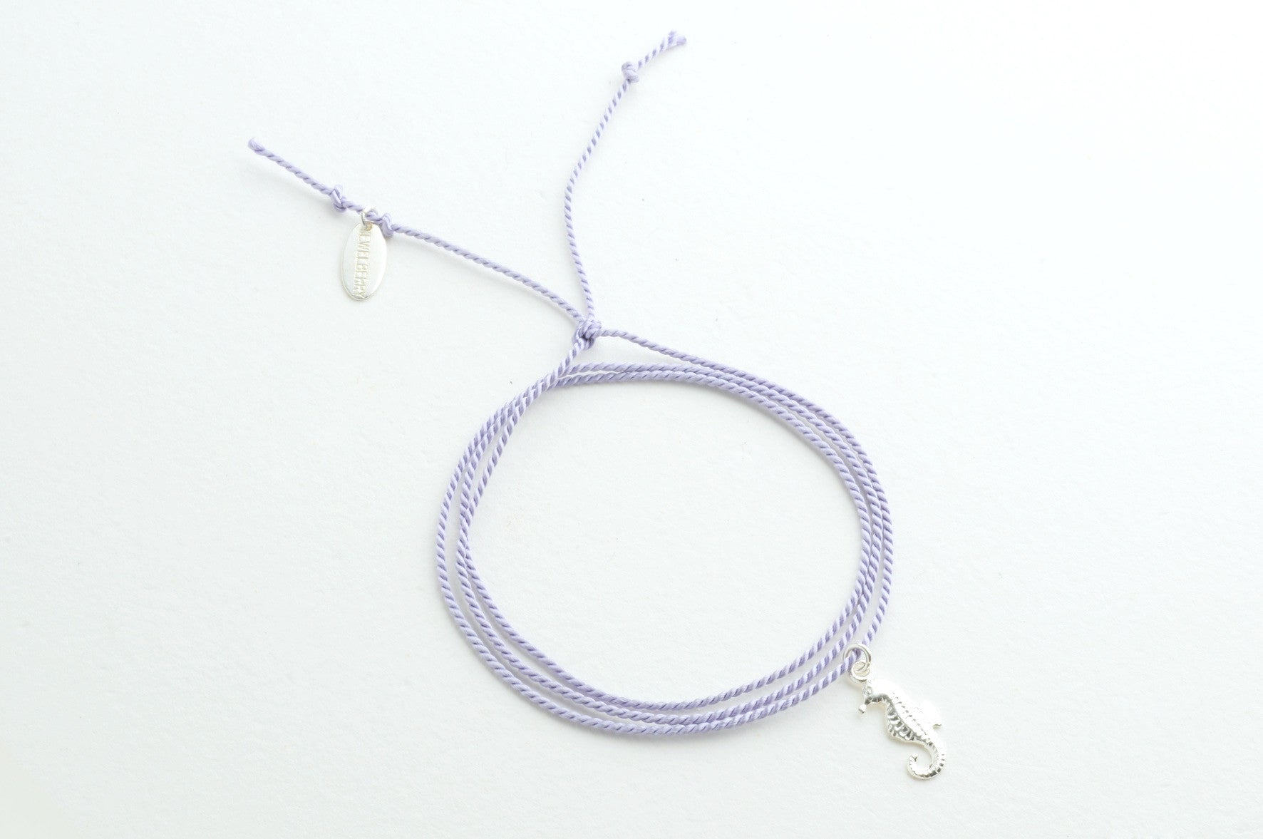 ....Small Silk Lavender versilbert..Small Silk Lavender silver plated....