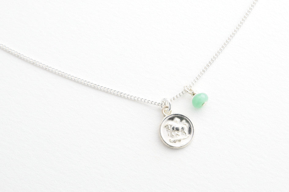 Kette HOROSCOPE SMALL versilbert
