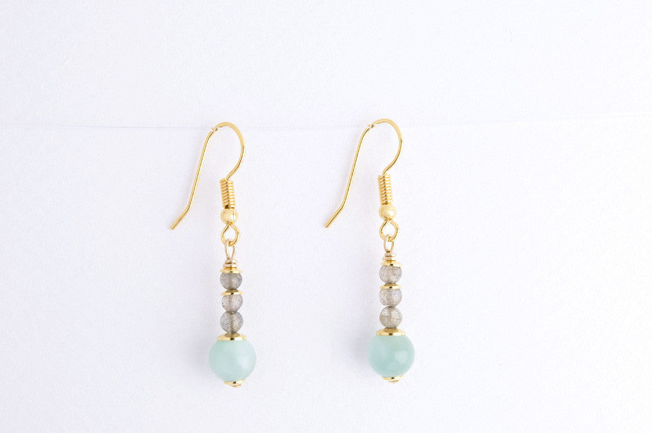 ....Ohrringe SMALL PEARLS vergoldet..Earrings SMALL PEARLS gold plated....