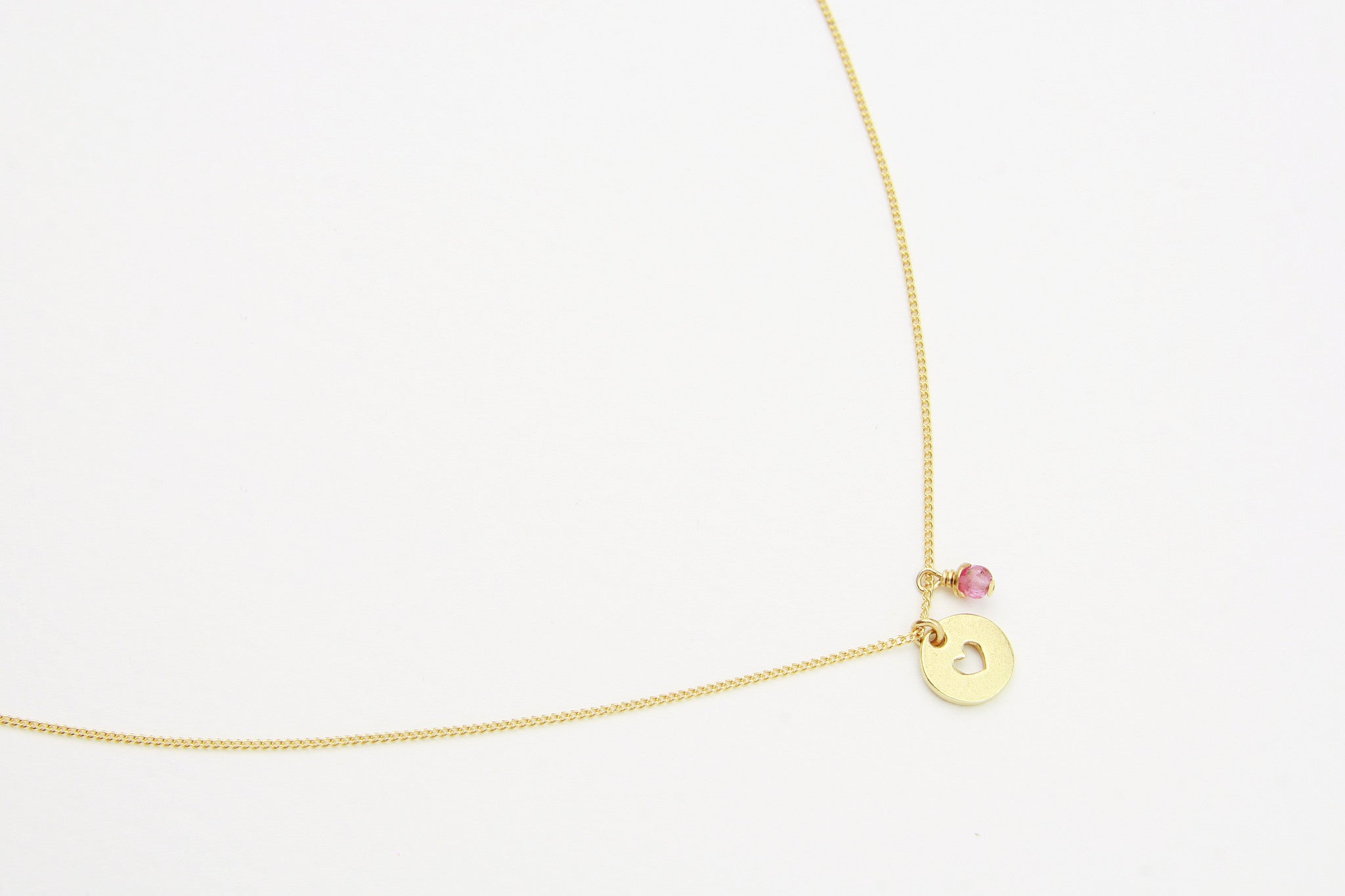 ....Kette LOVE TOKEN 925 Sterling Silber vergoldet..Necklace LOVE TOKEN 925 Sterling silver gold plated....