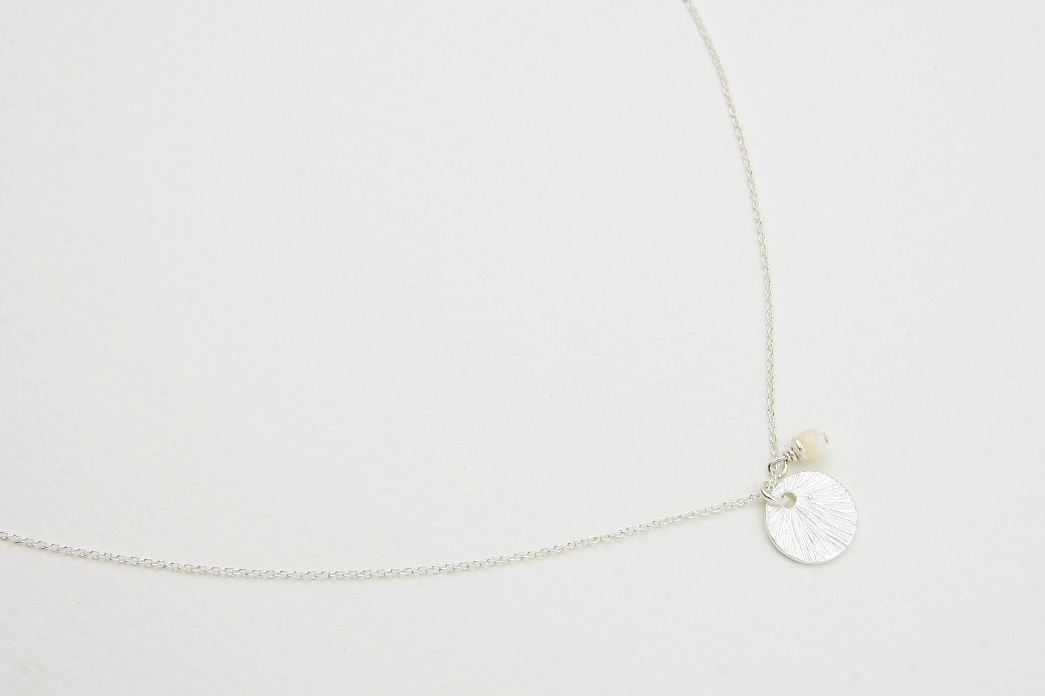 Kette SMALL SHELL 925 Sterling Silber