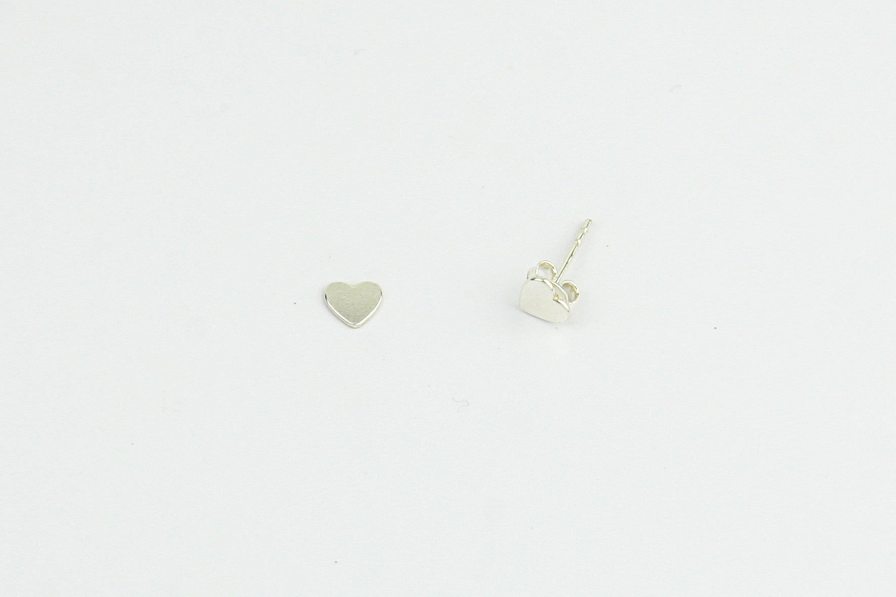 Ohrstecker TINY HEART 925 Sterling Silber