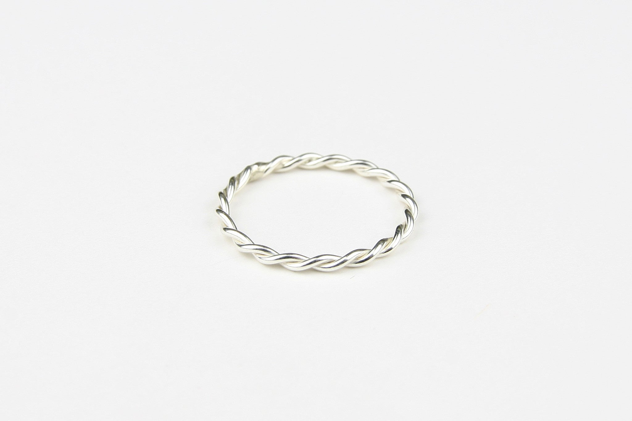 Ring TWIST medium 925 Sterling Silber
